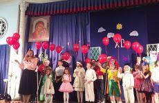 Пасхальный концерт воспитанников Воскресной школы (фоторепортаж)