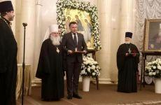 Прихожанин нашего храма стал лауреатом Премий памяти митрополита Московского и Коломенского Макария (Булгакова) по гуманитарным наукам