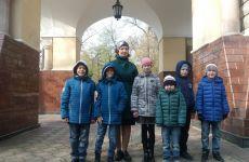 Православие в живописи великого русского художника К.П.Брюллова