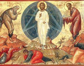 19 августа 8:00 ПРЕОБРАЖЕНИЕ ГОСПОДНЕ. Божественная литургия
