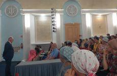 Православный психолог М.Хасьминский прочитал лекцию для прихожан храмов Владивостока