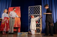 Премьера спектакля воспитанников воскресной школы