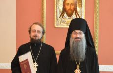 О.Дионисий закончил ХДС с красным дипломом