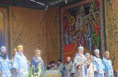 Прихожане нашего храма молились вместе с патриархом Кириллом