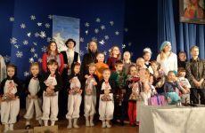Рождественский концерт воскресной школы храма
