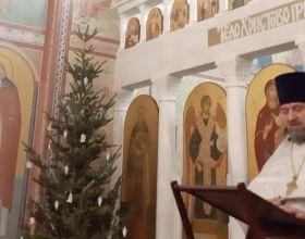 С Рождеством Христовым! Поздравление настоятеля прот. Ростислава Мороза