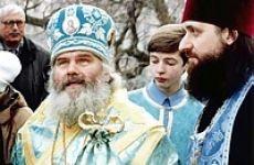 Прот. Ростислав Мороз - 20 лет настоятель нашего храма