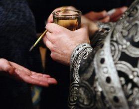 Таинство Соборования в дни Великого Поста 2018г.