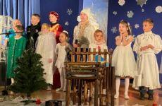Детский Рождественский праздник собрал друзей (фоторепортаж)