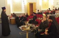 В нашем храме прошёл семинар-совещание по проблеме формирования благоприятных условий для духовного просвещения детей на приходах Владивостокской епархии