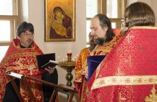 28 мая - молебен св.Николаю,архиепископу Японскому