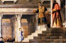 4 декабря 9:30 Божественная литургия. Введение во храм Пресвятой Богородицы