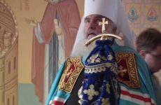 16 января в вечернем богослужении нашего храма принял участие митрополит  Владивостокский и Приморский Вениамин.