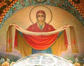 14  октября 8:00 Покров Пресвятой Богородицы