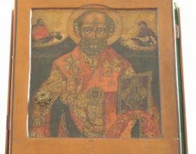 19 декабря 8:00. Божественная литургия. Свт.Николая, архиепископа Мир Ликийских, Чудотворца