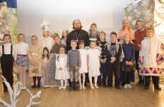 Праздничный концерт воспитанников воскресной школы