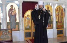 16 февраля митрополит Владимир возглавит богослужение в нашем храме