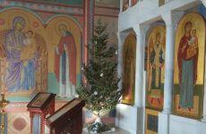 Поздравление с Рождеством Христовым настоятеля храма